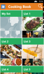 Cooking Book 17000 Recipes screenshot 1/6