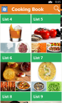 Cooking Book 17000 Recipes screenshot 2/6
