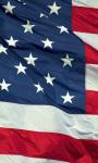 American Flag Live Wallpaper 2 screenshot 1/3