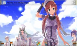 Anime Aria Wallpapers screenshot 2/3
