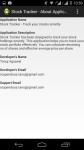 Stock Tracker Free screenshot 4/6