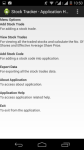 Stock Tracker Free screenshot 5/6