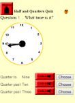 Learning to tell the time with Mr Potch screenshot 2/2