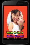 Ways to Be a Better Parent screenshot 1/3