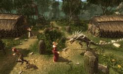 Raptor Queen Simulator 3D screenshot 2/6