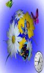3d flower wallpaper screenshot 2/4