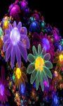 3d flower wallpaper screenshot 3/4