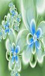 3d flower wallpaper screenshot 4/4