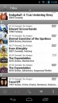 My Movies Pro - Movie Library original screenshot 1/6