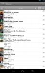 My Movies Pro - Movie Library original screenshot 4/6