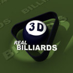 3D Real Billiards screenshot 1/2