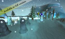 Snow 3D LWP screenshot 3/3