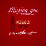 Missing You Messages Free screenshot 1/1