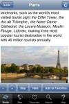 World Travel Guide Offline screenshot 1/1
