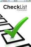 CheckList - MASPware screenshot 1/1