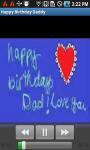 Birthday Video SMS screenshot 4/6