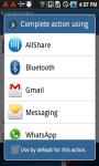 Birthday Video SMS screenshot 5/6