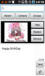 Birthday Video SMS screenshot 6/6