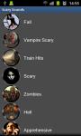 Scary Sounds Ringtones screenshot 5/6