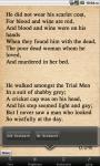 Ballad of Reading Gaol by Oscar Wilde screenshot 1/1