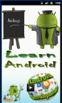 Learn Android screenshot 1/4
