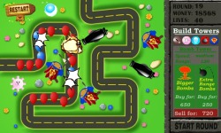Monkey Tower Defense II screenshot 3/4