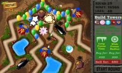Monkey Tower Defense II screenshot 4/4