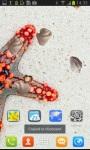 Awesome Sea Starfish Live Wallpaper screenshot 3/3