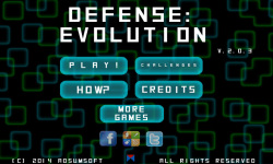 Defense: Evolution screenshot 2/4