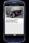 Classic Car Wallpaper screenshot 3/6