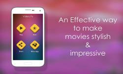 Video Fx: Video Maker and Video Editor screenshot 1/6