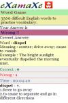 Word Game v1 screenshot 4/4