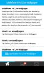Maleficent Hd Live Wallpaper screenshot 2/6
