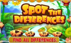 Spot The Differences Game screenshot 1/6