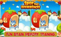 Spot The Differences Game screenshot 2/6