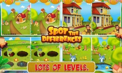 Spot The Differences Game screenshot 3/6