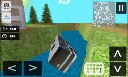 Real Bus Simulator Off-Road 3D screenshot 3/4