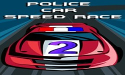 Police Car Speed Racer screenshot 1/6