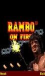 Rambo On Fire pro screenshot 3/6