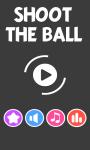 Shoot the Ball : Speed Ball screenshot 1/5