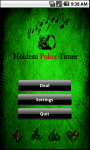 Holdem Poker Timer   screenshot 1/4
