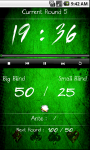 Holdem Poker Timer   screenshot 2/4
