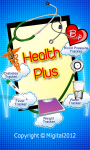 Health Plus Android screenshot 1/6