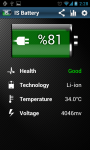 IS Battery screenshot 1/5