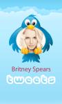 Britney Spears Tweet screenshot 1/3