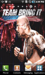 Dwayne The Rock Johnson Live Wallpaper screenshot 2/3