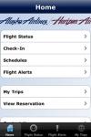 Alaska Airlines/Horizon Air Mobile App screenshot 1/1