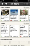 My Taptu - taptu.com screenshot 1/1