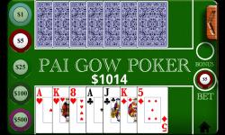 Pai Gow Poker FREE screenshot 2/4