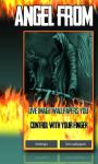 Angel From Hell Live Wallpaper free screenshot 1/3